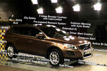 """Knowledge saves lives"" - Thomas Broberg, Senior Technical Advisor Volvo Cars Safety Centre"