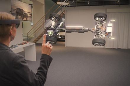 Volvo Cars to develop next generation automotive technologies with Microsoft