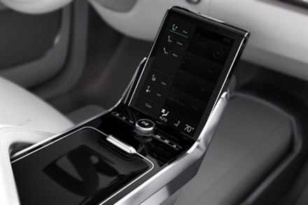 Volvo Cars vision of business productivity