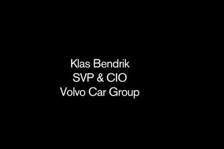 Volvo In-car Delivery B-roll management comments