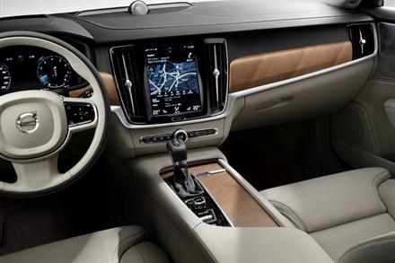 Models V90 Images Volvo Cars Global Media Newsroom