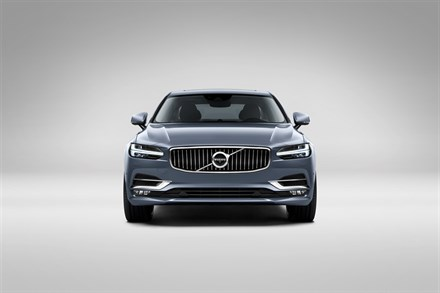 Volvo S90 reveal film