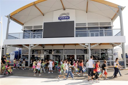Volvo Cars has strong business focus on the Volvo Ocean Race