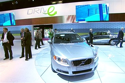 Volvo Cars Presents Roadmap for Reducing CO2 Emissions (2:19)