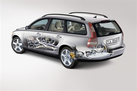 The All-New Volvo V50