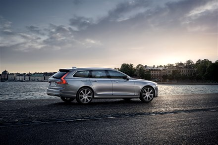 VOLVO OPENS SCANDINAVIAN POP-UP SHOPS FOR FIRST UK PREVIEW OF NEW S90 AND V90