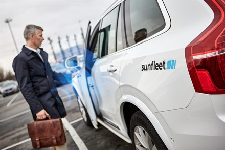 Volvo Cars digital key