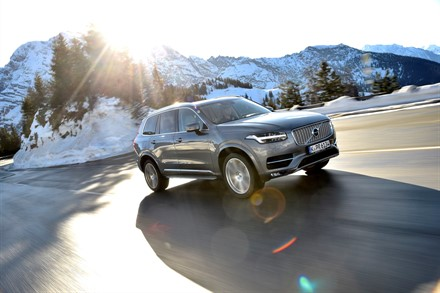 Volvo Car Group announces February retail sales: global sales up 15.2 per cent, growth in all regions