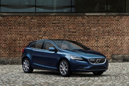 Volvo V40 T5 Inscription Location 3/4 Front
