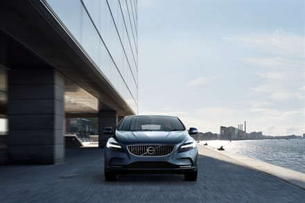 Volvo V40 T5 Inscription Location Front