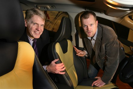 All textiles in all Volvo models Oeko-Tex certified to be allergy-friendly