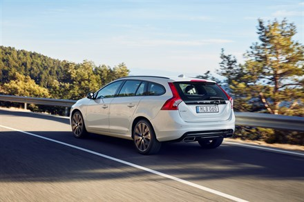 Volvo Cars' S60 and V60 Edition add design to driving pleasure
