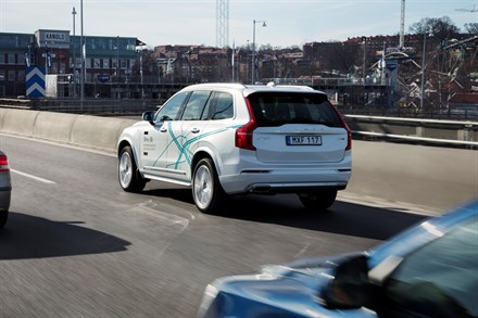 Drive Me: Volvo Cars' approach to autonomous driving - B-roll
