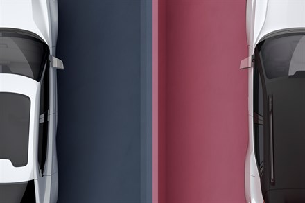 Volvo Concept 40 design animation
