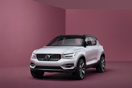Volvo's global small car strategy