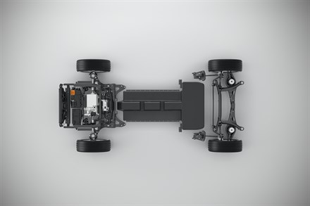 Volvo's first all electric car will be made in China