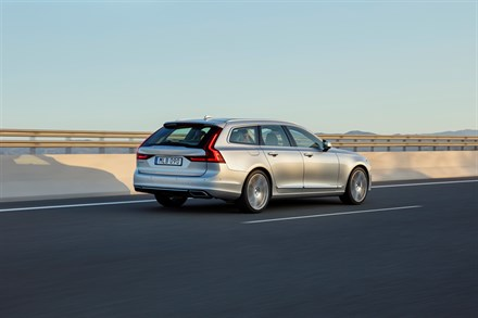 Volvo Car Group reports third quarter 2016 operating profit increases 62 per cent year-on-year to SEK2.07bn