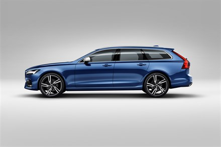 Volvo V90 Model Year 2018 - Technical Specifications