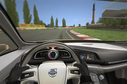 Volvo - The Game, SimBin and Volvo have joined forces. This is a quick preview