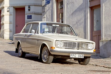 Volvo's first million seller celebrates 50 years