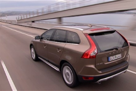 Volvo Cars 2009 Full Model Range – Driving Footage (4:15) - Driving Footage (Video Still)