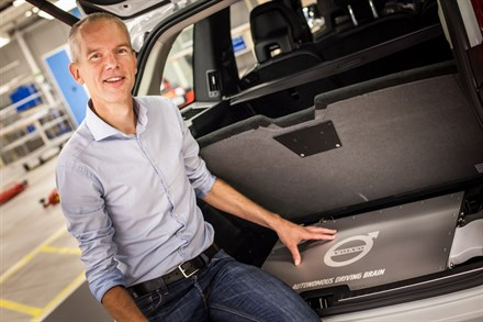 Volvo start ambitieus Drive Me-project