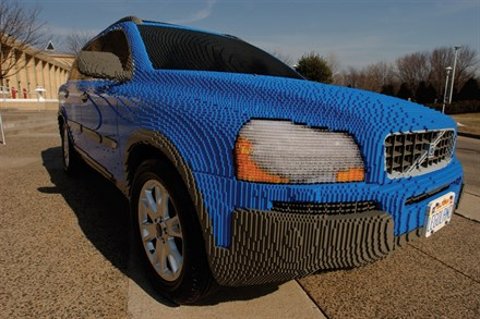Volvo Celebrates Safety With Families