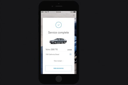 Volvo Cars to unveil new app to make life less complicated.