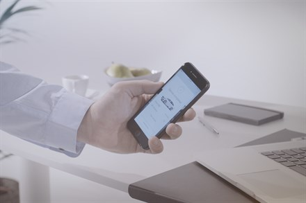 Volvo concierge services - service complete confirmation