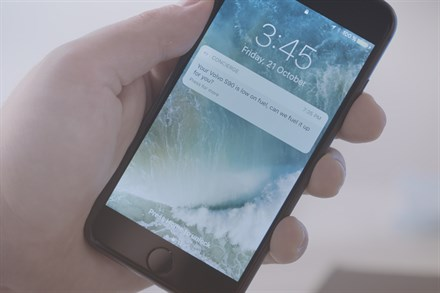 Volvo Cars introduces first connected-car technology