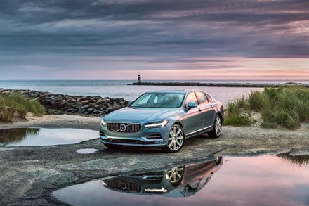 Volvo Cars global sales up 22.4 per cent in January 2018