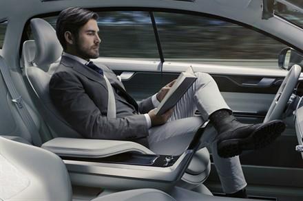 Neue Interieur-Studie: Volvo Concept 26 bietet den Luxus der Zeit ...