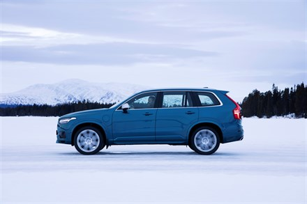 Volvo Cars reports global sales growth of 5.1 per cent in January
