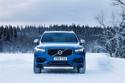 models - xc90 - informazioni di prodotto - volvo car italia