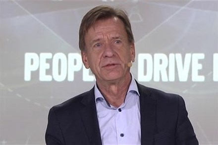 Volvo Car Group 2016 Financial Results - Press Conference
