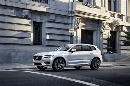Volvo Cars celebrates its 90th birthday in April with the production of the first new XC60 SUV