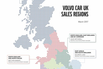 Volvo Car UK boosts sales operations team as volumes grow