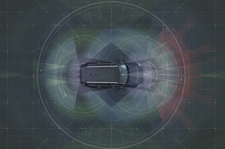 Volvo Cars Tech Fund investiert in Sensor-Start-up Luminar