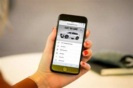 Volvo Car UK launches fleet-friendly tax web app