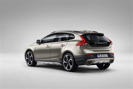 Modelle V40 Cross Country Fotos Volvo Car Austria Pressezentrum