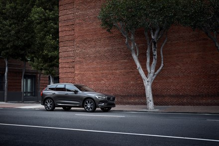 Volvo Cars reports 11.6 per cent global sales growth in November