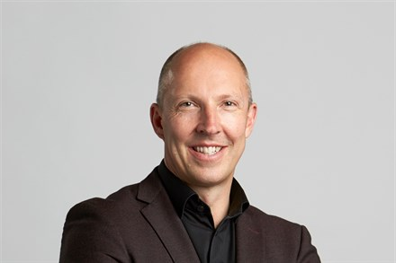 Robin Page, Senior Vice President Design, Volvo Cars as of July 1, 2017