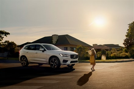 Volvo Cars celebrates the human side of safety technology in new XC60 film
