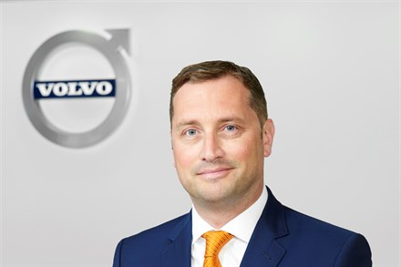 Mike Johnstone joins Volvo Car UK as Marketing Strategy Director