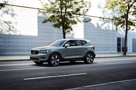 Volvo Cars' third quarter 2017 operating profit rises 77.5 per cent to SEK 3.7 billion