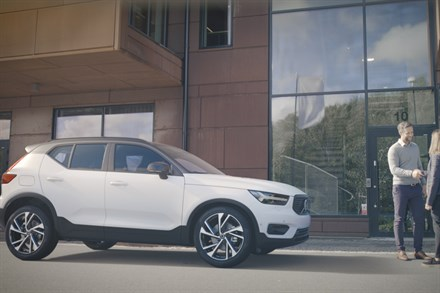 Care by Volvo – der neue Volvo XC40