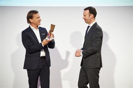 """Volvo Präsident und CEO Håkan Samuelsson ist """"Energizer of ..."""