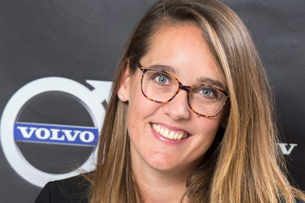 Patricia Michellier nommée Directrice Services de Volvo Car France