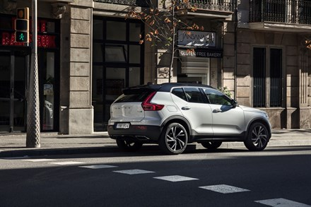 Volvo Cars to expand production following overwhelming demand for XC40