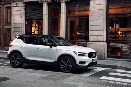Moody's upgrades Volvo Cars credit rating